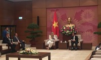 越南重视与乌克兰的友好关系