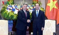 越南重视与美国的全面伙伴关系