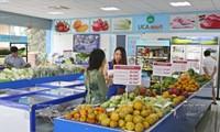 大力推动传统市场的农产品销售