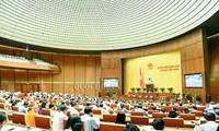 越南国会听取《教育法修正案(草案)》呈文和审查报告