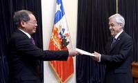 智利希望与越南扩大经贸领域关系
