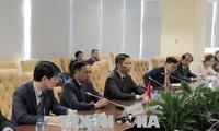 越南和亚欧经济联盟促进双边合作关系