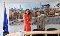 越南和欧盟结束《越欧自贸协定》法律审议进程