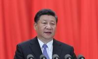中国国家主席习近平对阿拉伯联合酋长国进行访问
