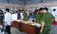 """""""黄沙长沙归属越南:历史证据和法理依据""""地图和资料展举行"""