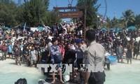 印度尼西亚地震:2000多名游客安全转移