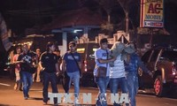 印尼警方逮捕与IS有联系的恐怖团伙