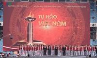 本台台长阮世纪出席越南体育代表团表彰会