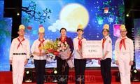 越南各地为儿童举办有意义的中秋节活动