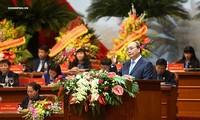 越南工会第十二次全国代表大会:政府听取工会会员和工会组织提出的意见建议