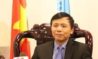 邓庭贵大使:越南是联合国积极和负责任的会员国