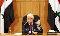 叙利亚呼吁美国法国和土耳其无条件撤军