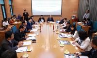 越南河内与中国上海分享人民议会活动经验