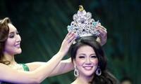 越南佳丽首次荣获地球小姐冠军