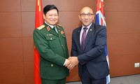 越南和新西兰防务关系的新发展
