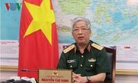第五次越中边境国防友好交流活动:为建设和平友好边境开展实质性活动
