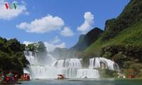 雄伟壮观的高平山水全球地质公园