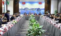 《越中北部湾渔业合作协定》实施15年评估研讨会举行