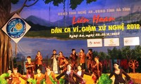 UNESCO recognition sought for Vi Dam folklore singing in Nghe Tinh