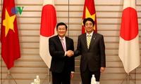 Enhancing Vietnamese-Japanese comprehensive strategic cooperation