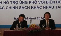 International donors praise Vietnam's climate change response