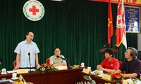 Vietnam Red Cross Society's humanitarian activities praised
