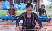 """Zeng"" weaving revived in A Luoi district, Thua Thien Hue province"