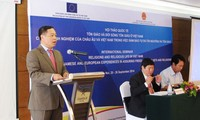 Vietnam and the European Union share experience in freedom of religion