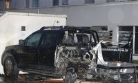 Car bomb explosion in Sweden city of Malmo