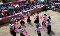Celebrations of the 1st Thai ethnic cultural festival