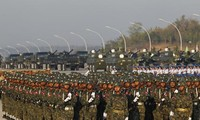 Parades marks Myanmar's 67th Independence Day