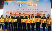 """100 students honored with """"January Star"""" award in 2014"""