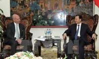 Vietnam pledges acceleration of TPP negotiation and enforcement