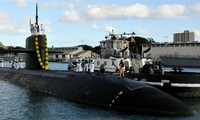 US, RoK conduct joint naval drills