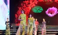 2015 Ao Dai Festival opens in HCMC