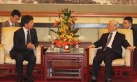Party General Secretary Nguyen Phu Trong visits China's Yunnan province