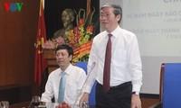 90th anniversary of Vietnam's Revolutionary Press Day marked