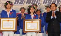 Vietnamese pursue records at international competitions
