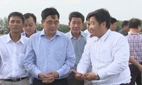 Minister of Agriculture and Rural Development pays working visit to Soc Trang