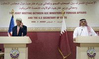 US boosts military cooperation with Gulf countries