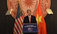 John Kerry: US, Vietnam move toward future