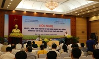 Reviewing 2 years of agricultural restructuring