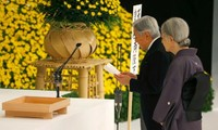 Japan marks 70th anniversary of end of WWII