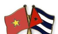 Vietnam, Cuba promotes solidarity, friendship