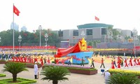 Congratulations on Vietnam's National Day
