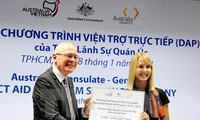 Australian aid opens for application