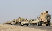 Egypt sends ground troops to Yemen war