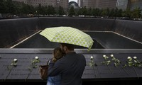 US commemorates 14th anniversary of September 11 attacks
