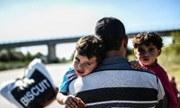 EU ministers hold new refugee crisis meeting