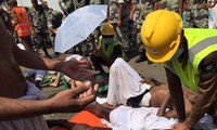 Stampede near Mecca: at least 310 dead